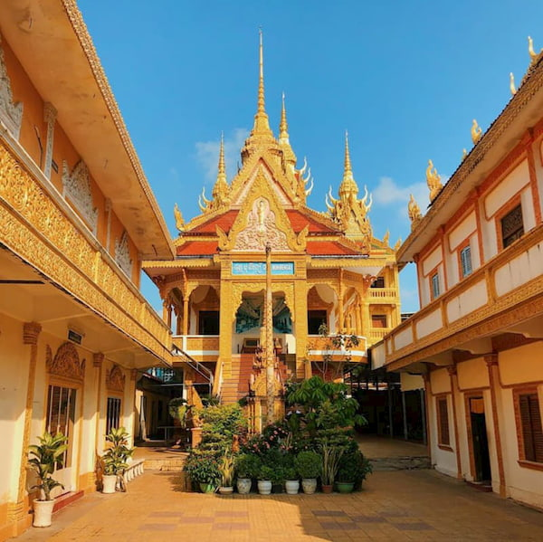 Chua Khmer Can Tho