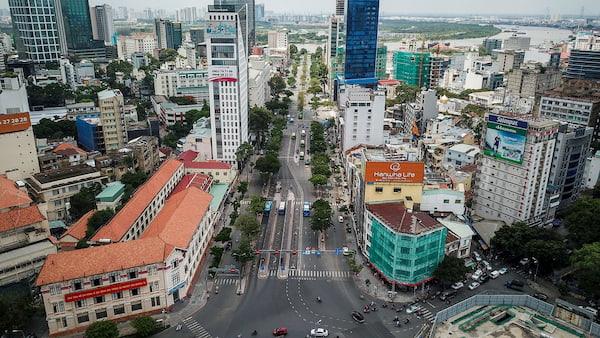 Thanh pho Ho Chi Minh duoc binh chon la 30 thanh pho tot nhat the gioi de den vao nam 2020