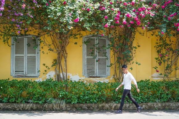 Thao Cam Vien la dia diem check in yeu thich cua gioi tre Sai Thanh