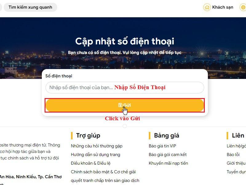 Huong dan dang tin bat dong san mien phi tai tuongtaccongdong.com 3