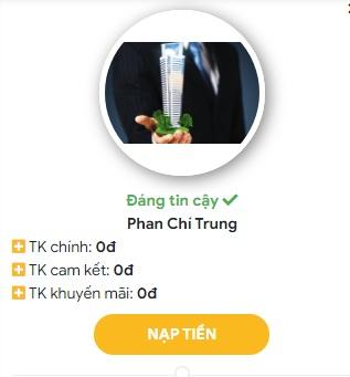 Huong dan cap nhat thong tin ca nhan tren website tuongtaccongdong.com 6