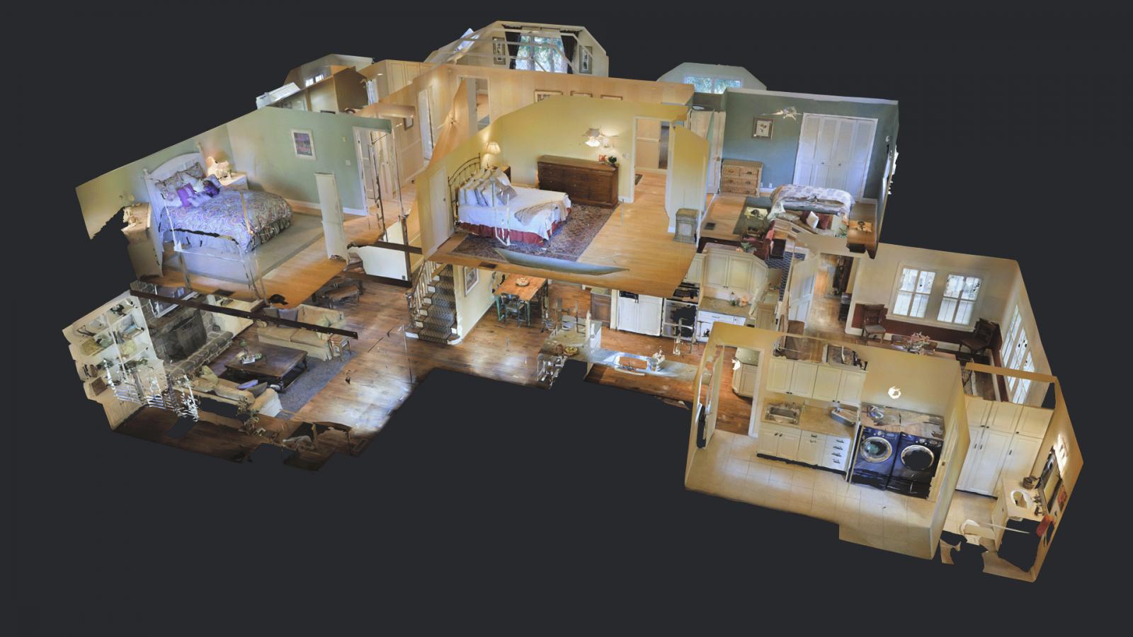 Người mua hay thuê có thể tham quan Bất Động Sản một cách trực quan thông qua công nghệ thực tế ảo (VR360) - tuongtaccongdong.com